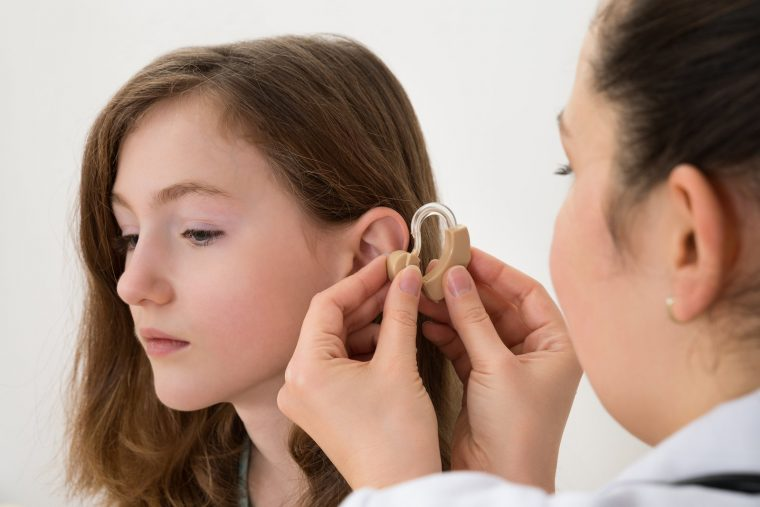 Audiologist in Stockport